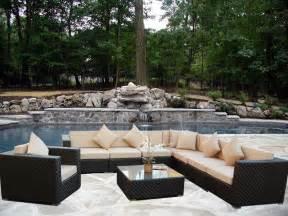 Waterproof Cushions Outdoor Furniture Photo