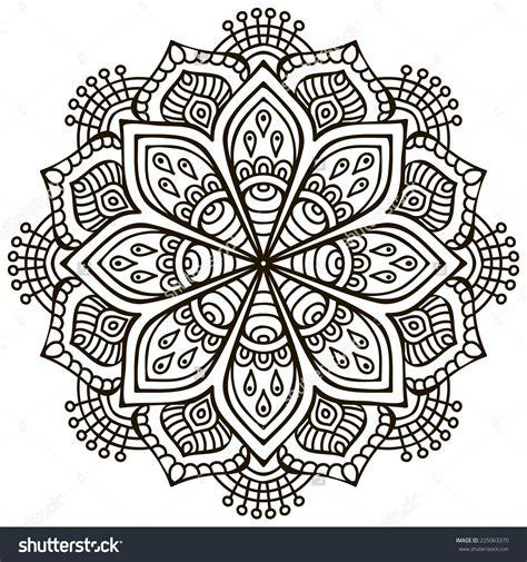 mandala coloring pictures   draw hands mandala