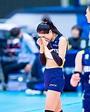排球場上最吸睛!韓國最正女排漂亮寶貝 「國民女神」李多英