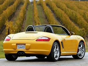 Porsche Boxster S : porsche boxster s 987 2004 2005 2006 2007 2008 autoevolution ~ Medecine-chirurgie-esthetiques.com Avis de Voitures