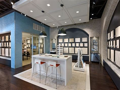 patina flooring store by envirosell inc dallas retail design