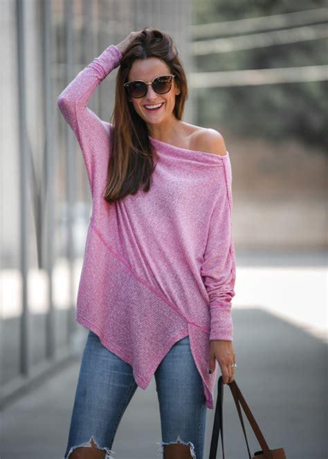 pink sweater series   miller affect
