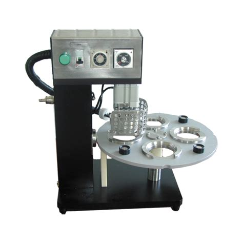 semi automatic plastic cup sealer