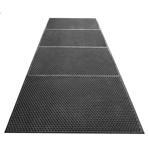 Desco Esd Mat - desco 40937 statfree conductive runner mat black 3 ft x