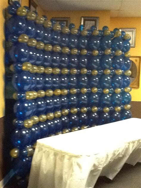 Theme birthday party in lucknow from arranging an animated welling place theme party for children to a white themed party for couples, every last bit of it requires inventive minds cooperating to draw out the ideal. 2012 Graduation Party - Wall of balloons back drop   Balloon wall, Balloons, Balloon backdrop