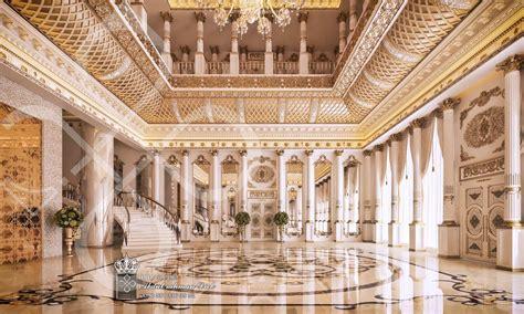 Luxury Entrance Villa - KSA • DIEBSTUDIO