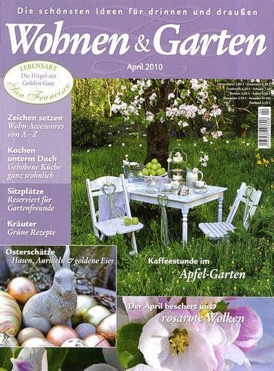 Zeitschrift Wohnen Und Garten Wohnen Garten Abo Wohnen Garten Zeitschrift Im