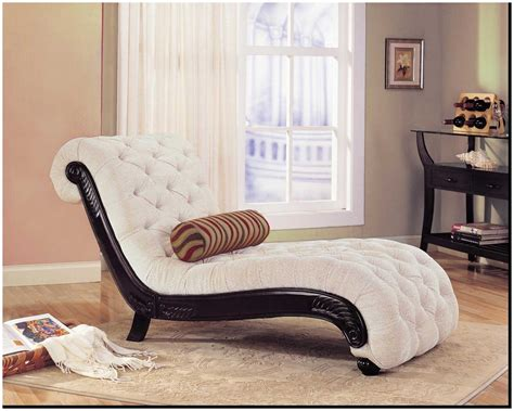 bedroom chairs indoor chaise lounge chairs white colour