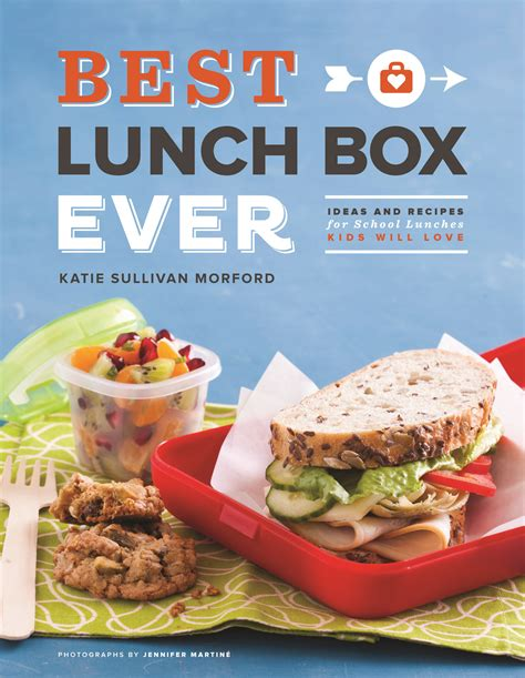 Lunch Box Ideas Cookbooks For School Lunches