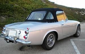 1968 DATSUN RL3 ROADSTER - 117504