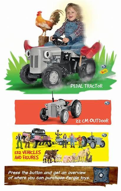 Fergie Toys Grey Gratass