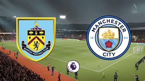 Premier League 2020/21 - Burnley Vs Manchester City - 3rd ...
