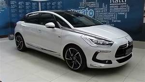 Auto KM 0 Citroen DS5 Ibrida YouTube