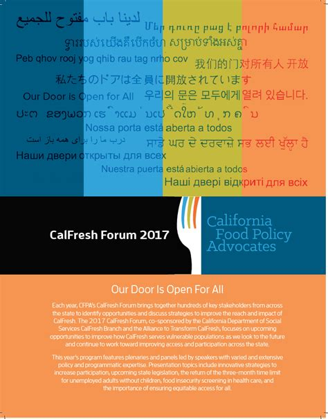 nutrition action alert cfpa overview of the governor s budget