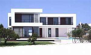 Grundriss Villa Modern : 214aexcl mod exclusive neubau villa ~ Lizthompson.info Haus und Dekorationen