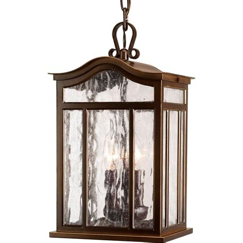 home depot hanging ls progress lighting meadowlark collection 3 light outdoor