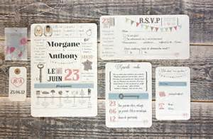 diy faire part mariage textes de faire part marige invitation mariage originale idée pour les faire part mariage