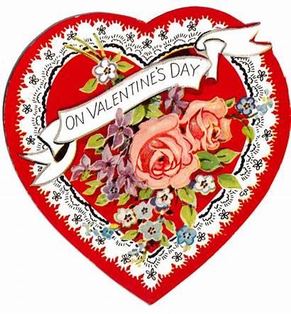 Valentines Valentine Antique Victorian Cards Fashioned Card
