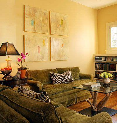 similar olive green sofas   front sitting
