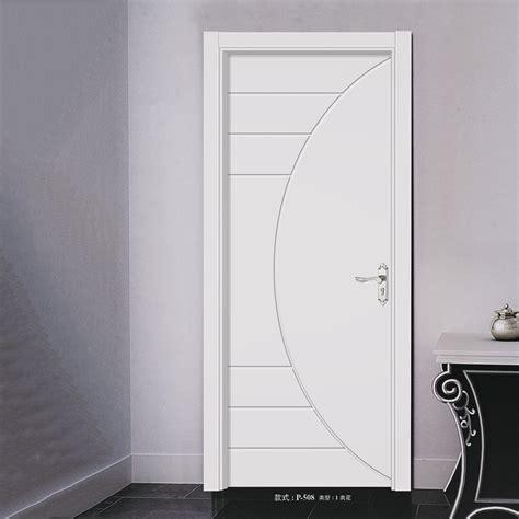 porte de chambre design chambre en bois blanc