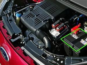Ford Ka Car Battery Location
