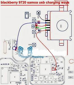 Blackberry 9720 Usb Charging Problem Solution Jumper Ways