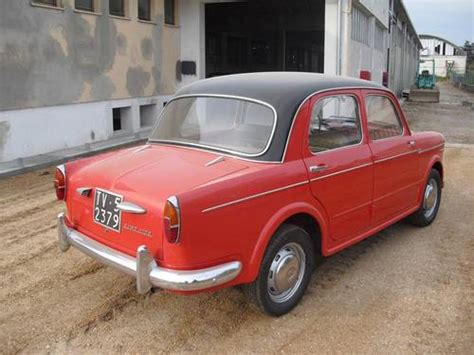 Fiat 1100 For Sale by For Sale Fiat 1100 103 D 1960 Classic Cars Hq