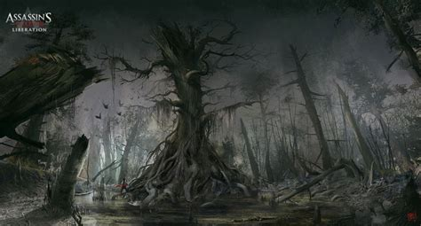 Assassins Creed Iii Liberation Concept Art