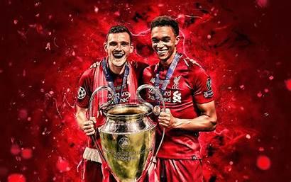 Arnold Alexander Liverpool Champions Trent Robertson Fc