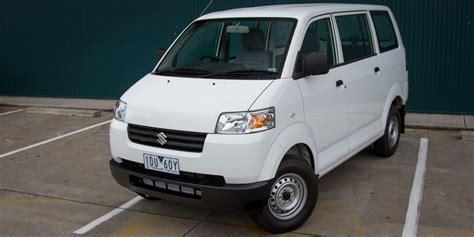 Apv Suzuki by 2015 Suzuki Apv Review Caradvice