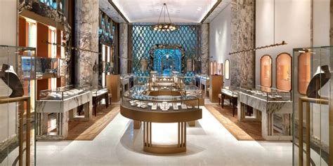 peter marino renovates bulgaris flagship   york