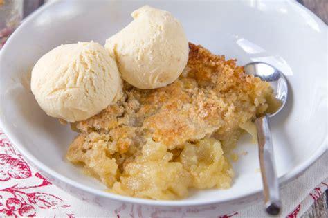 easy apple cobbler apple cobbler recipes dishmaps