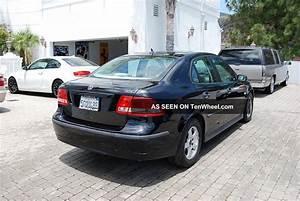 2004 California Saab 9 - 3 Linear Sedan 4
