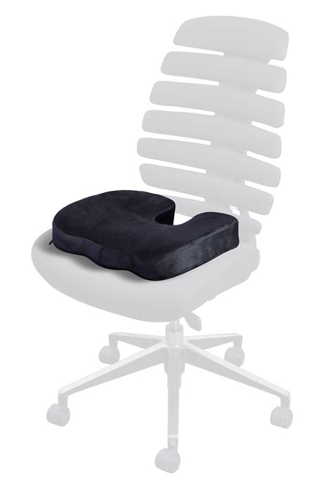 connect it 187 ergonomic chair cushion