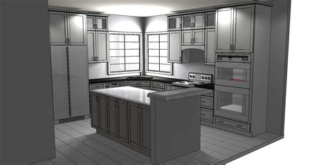Kitchen Design  New Leaf Cabinets & Counters, Tacoma