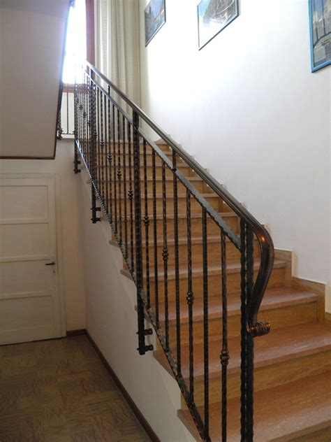 ringhiera in legno fai da te venetocasa scale scala a giorno per interni in legno s37