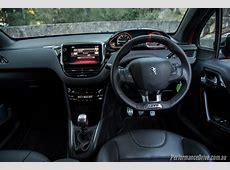 2016 Peugeot 208 GTI review video PerformanceDrive