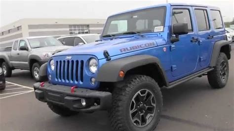 The 2015 Jeep Lineup