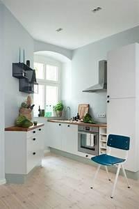 Küche Offene Regale : kleine k che gestalten und einrichten wie geht das ~ Markanthonyermac.com Haus und Dekorationen