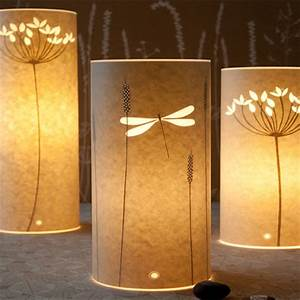 home dzine craft ideas buy or make your own paper lamps With table lamp making at home