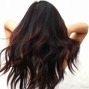 Be Sweet, Be Sour: 50 Luscious Black Cherry Hair Ideas ...