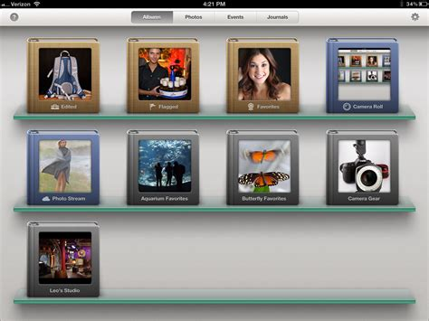 iphoto for iphone macworld feature mastering albums in iphoto for the