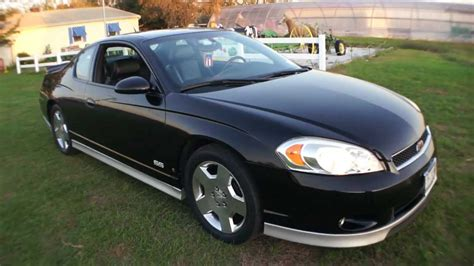 ~~sold~~2006 Monte Carlo Ss For Sale~leather~remote Start