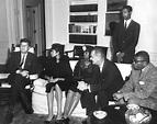 AR6512-A. President John F. Kennedy and Vice President ...