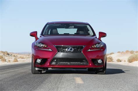 2014 Lexus Is 250 Awd First Test