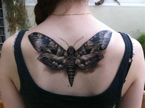 huge moth  tattoo tattoomagz tattoo designs