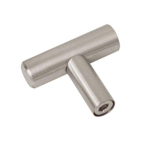 50mm stainless steel kitchen door cabinet t bar pull