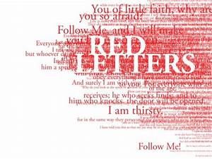 putting a red letter christian to the test With red letter christian book
