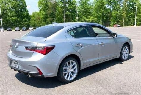 2019 acura ilx sedan lease special carscouts