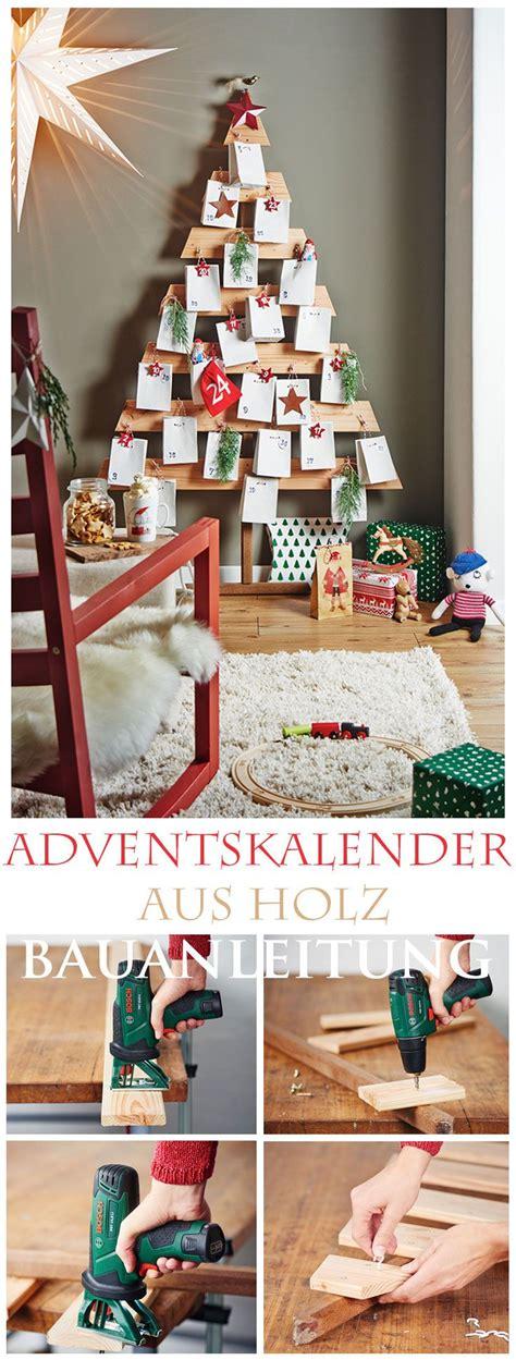 Adventskalender Selber Basteln Holz by Die Besten 25 Basteln Mit Holz Ideen Auf Holz